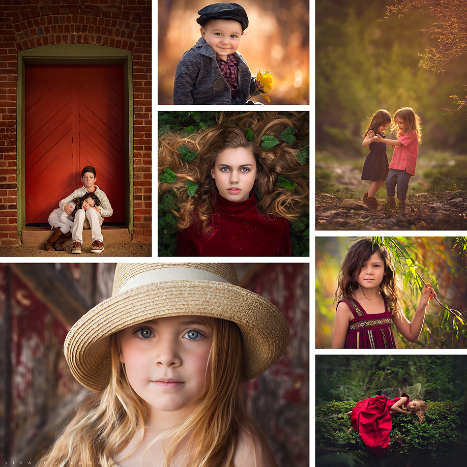 This collage is a collection of LJHolloway Photography, a Las Vegas Family Photographer's favorite images of 2015. Images include portraits of maternity, newborn, child, and family clients.