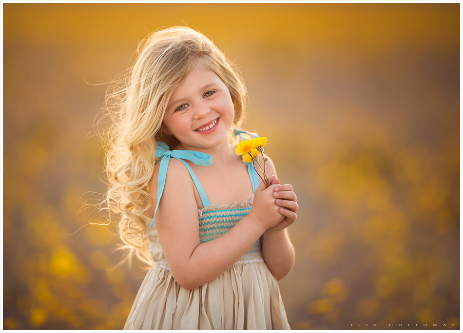 Child Outdoor Photography Poses
